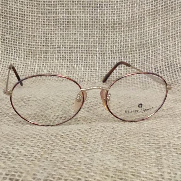13f73851a366 Etienne Aigner Accessories | Vtg Designer Rx Frames Eyeglasses ...